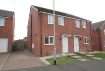 3 bedroom semi detached property to rent in POTTERY WHARF, Thornaby...