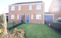 End of Terrace home to rent in Ivyway, Pelton, DH2
