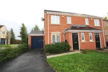 3 bed semi detached home to rent in 16Chestnut Drive...