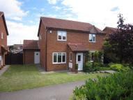 semi detached house in Tintagel Close...