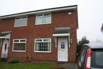 2 bedroom semi detached property in Harebell Close...