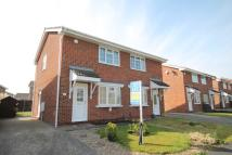 semi detached house in Avens Way...