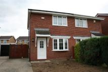 semi detached home to rent in Avens Way...