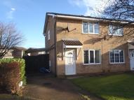 2 bed semi detached property to rent in Harebell Close...