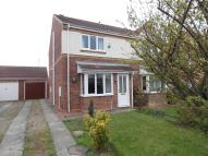 2 bed semi detached property in Mastiles Close...
