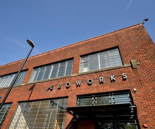 Office To Rent In Aeroworks, Adair Street, Manchester