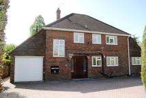 Detached home to rent in Horsell