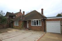 3 bed Bungalow in ADDLESTONE, SURREY