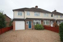 5 bed semi detached property to rent in Horsell