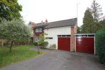 Detached home in Horsell