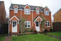 2 bed Terraced house to rent in Bergenia Court, West End