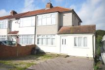 semi detached property in Lynhurst Road...