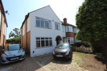 3 bedroom semi detached house to rent in Hillingdon, UB10