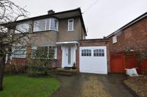 2 bed semi detached property in Ickenham, Uxbridge, UB10