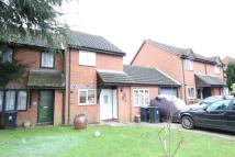 semi detached home in Campion Close, Denham...