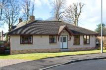 3 bedroom Detached Bungalow in 1 Sykehead Drive, Biggar...