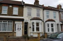 Terraced home in Birkbeck Road...