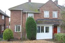Kirby Close semi detached property to rent