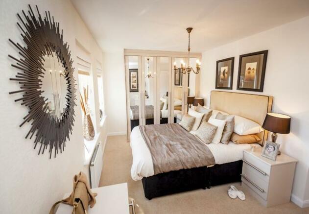 Thornbury bedroom 1