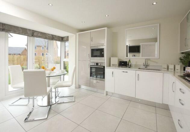 Warwick kitchen/dining