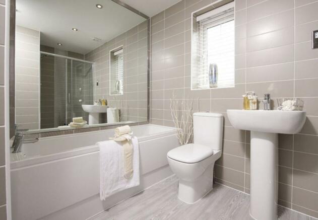 Warwick bathroom