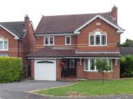 Detached home in Fairburn Croft Crescent...