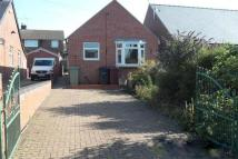 Bungalow in Fox Road, Whitwell...