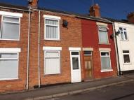 Terraced house in King Street, Clowne...