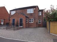 semi detached home to rent in Ivy Close, Clowne...
