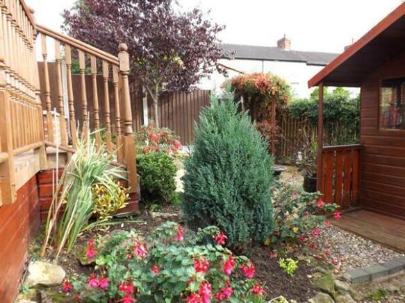 Rear Garden lower