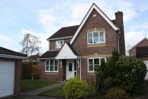 4 bed Detached house in Millbrook Drive...