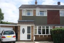 3 bedroom semi detached house in Burnell Close...