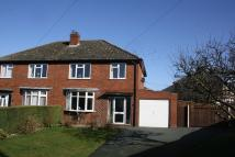 semi detached property for sale in Sunfield Gardens...