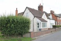 2 bedroom semi detached home in The Green, Culmington...
