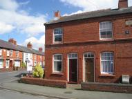End of Terrace house in York Street, Oswestry