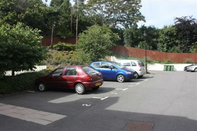 Allocated Car Parkin