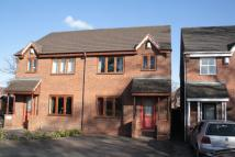 3 bedroom semi detached home in Leasows Park, Shawbury...