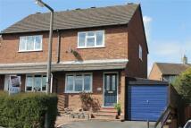 2 bedroom semi detached property in Hucklemarsh Road, Ludlow