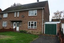 semi detached home for sale in Church Close, Shawbury...