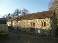 Barn Conversion to rent in Wall Bank...