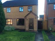 semi detached home to rent in Wellington Close...