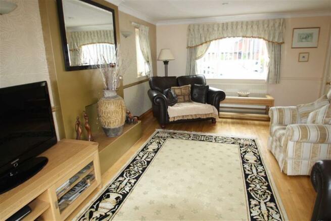 Imposing Living Room