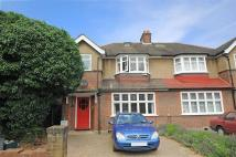 semi detached house to rent in Cranes Park Avenue...
