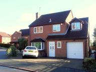 Detached home in Buckminster Close...