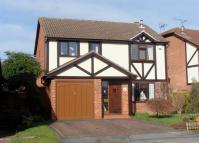 4 bed Detached property in Marigold Close, Oakwood
