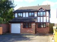 4 bed Detached house in Hatchmere Close, Oakwood
