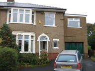 semi detached home in Montreal Road, Blackburn...