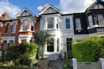 Terraced house for sale in Altenburg Avenue, Ealing...