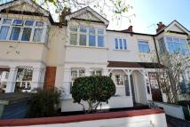 3 bed Terraced house for sale in Woodstock Avenue, Ealing...
