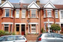 Terraced house in Devonshire Road, Ealing...